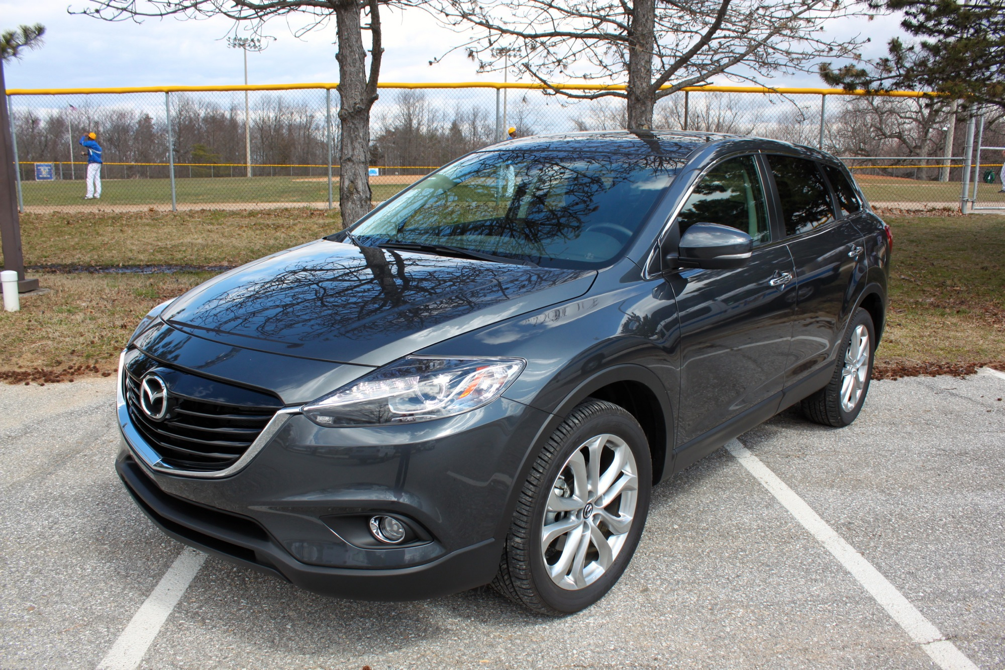 2013 mazda cx 9 grand touring awd review. Black Bedroom Furniture Sets. Home Design Ideas