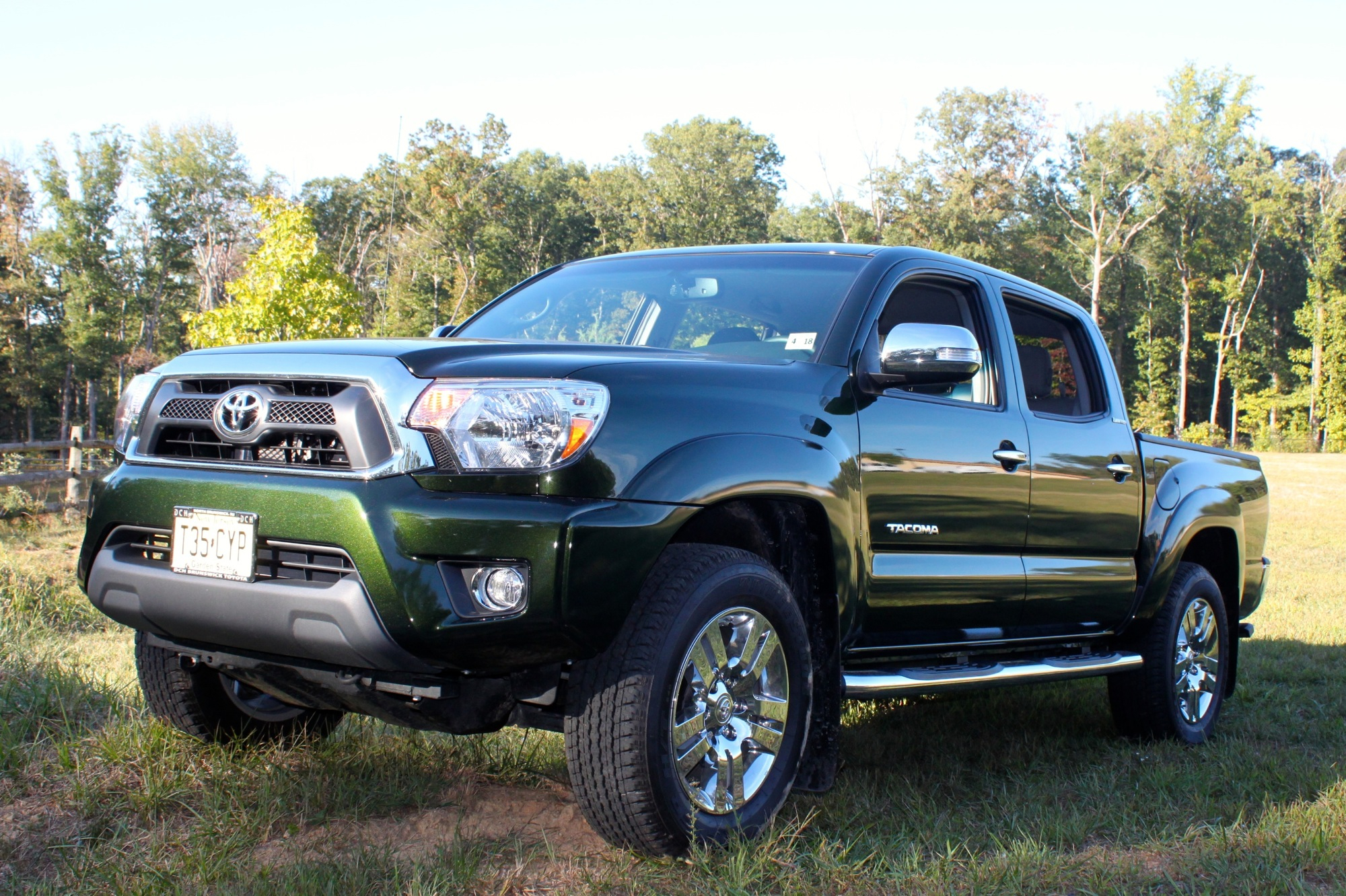 2013 toyota tacoma review. Black Bedroom Furniture Sets. Home Design Ideas