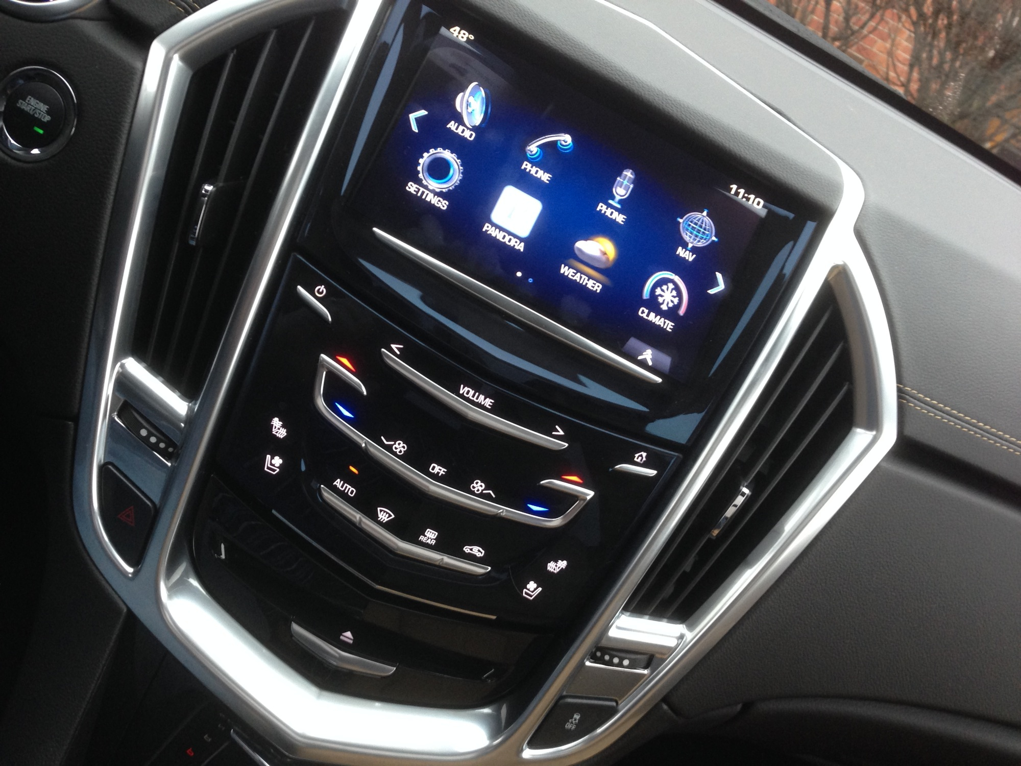 2014 Cadillac Srx Awd Premium Review