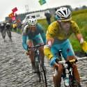 Tour de France 2014 - 5a tappa Ypres - Arenberg Porte du Hainaut 155.5 km - 09/07/2014 - Vincenzo Nibali (Astana) - foto POOL Bernard Papon/BettiniPhoto©2014