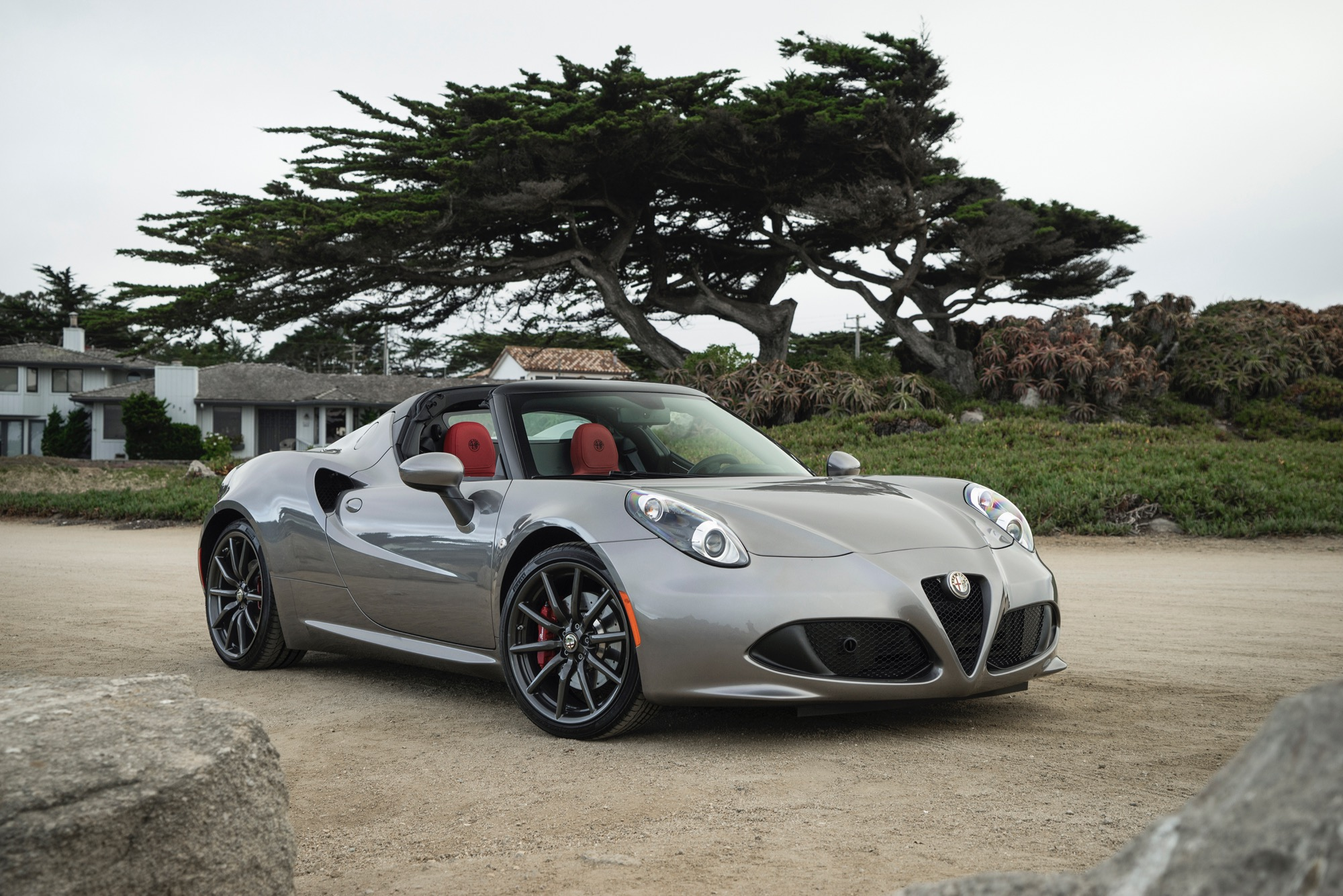 2015 alfa romeo 4c spider review. Black Bedroom Furniture Sets. Home Design Ideas