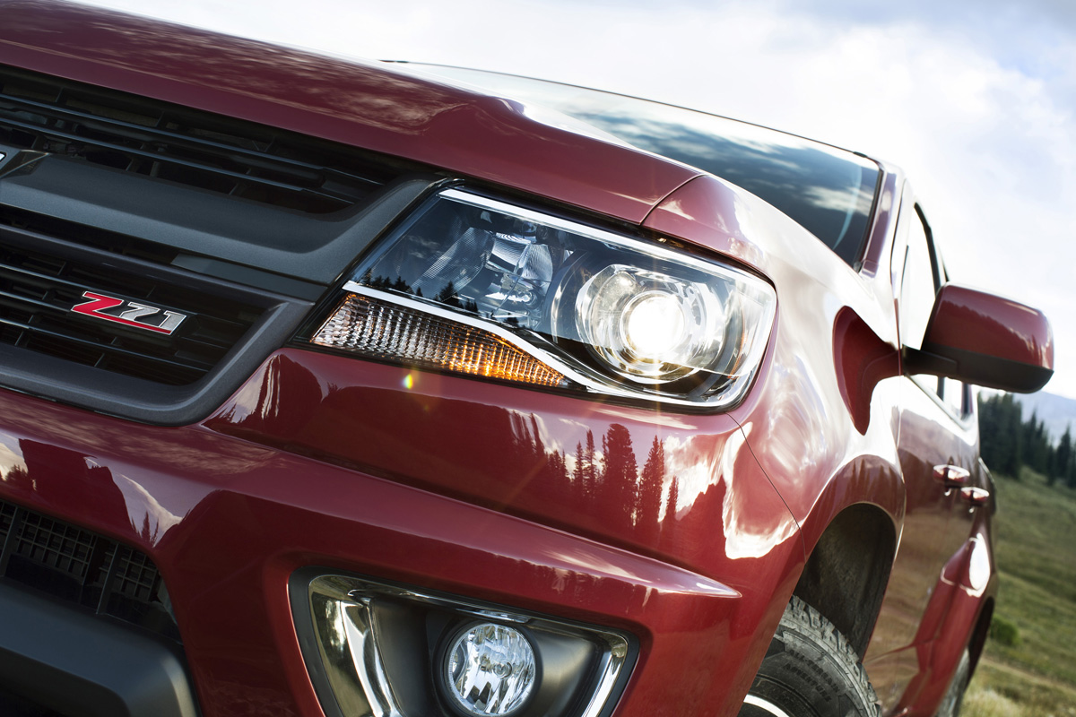 2015 Chevrolet Colorado : Review