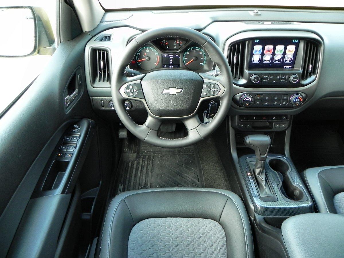 Thumbs 2015 Chevrolet Colorado Interior 4 Aoa1200px. Thumbs 2015 Chevrolet Colorado  Interior 4 Aoa1200px Amazing Design