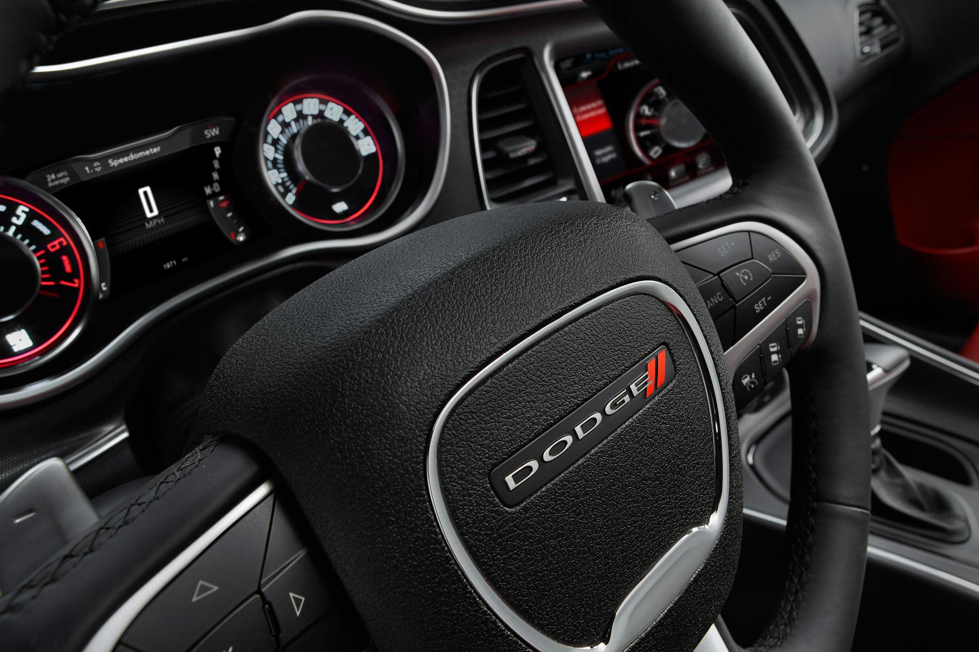 2015 Dodge Challenger Track Day
