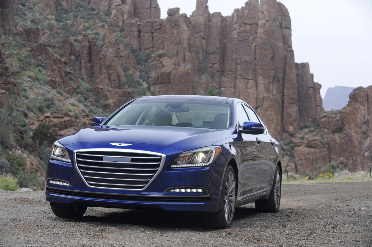 2015 Hyundai Genesis Review