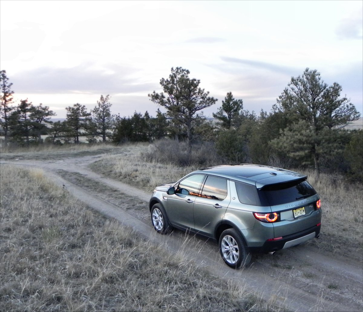 2015 Land Rover Discovery Sport : Review