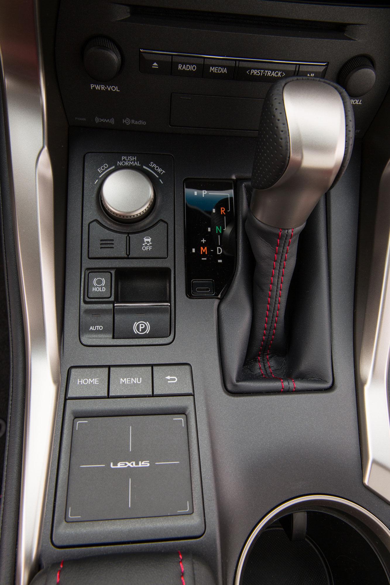 lexus specs information pictures nx