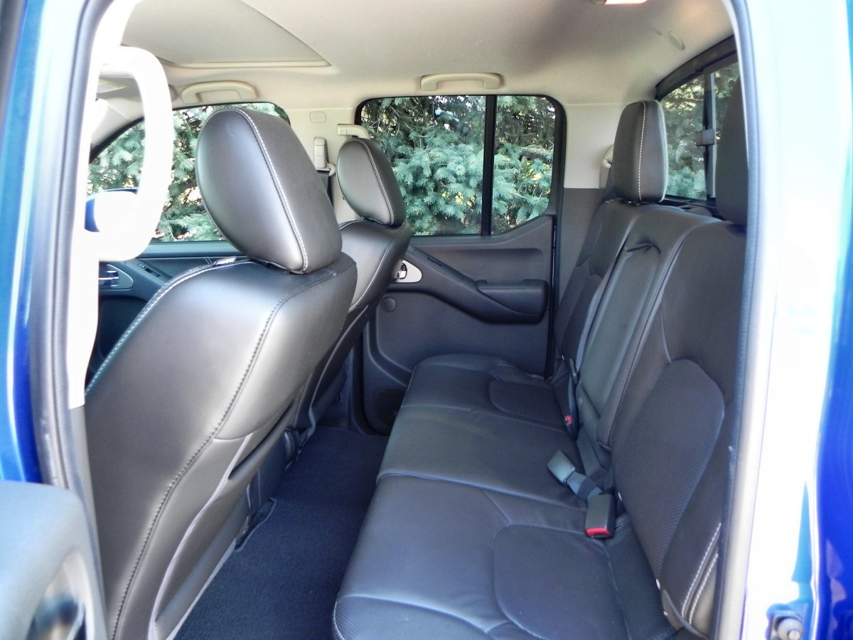 2015 nissan frontier pro 4x manual transmission