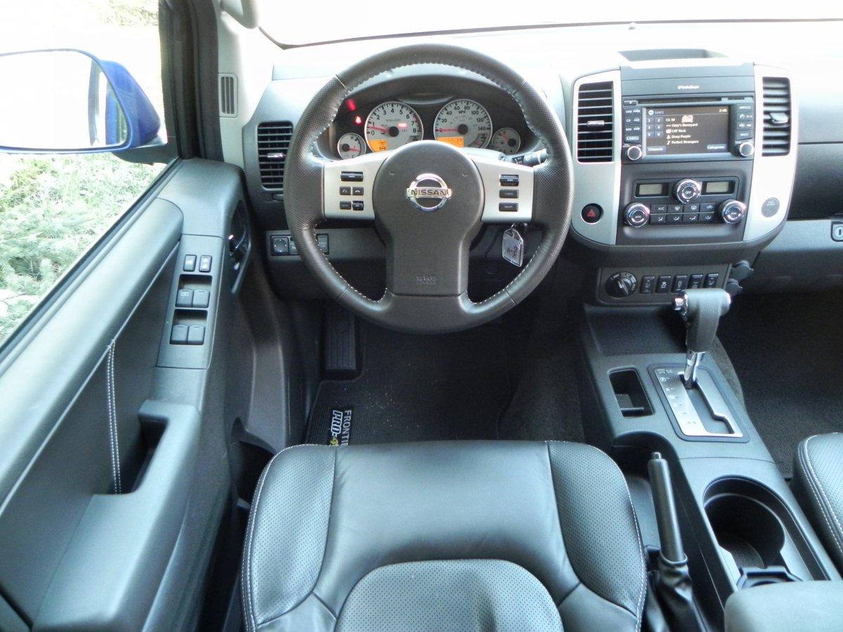 Nissan Np300 Navara 12th Gen Interior Dark 2017 2018 Best Cars Reviews