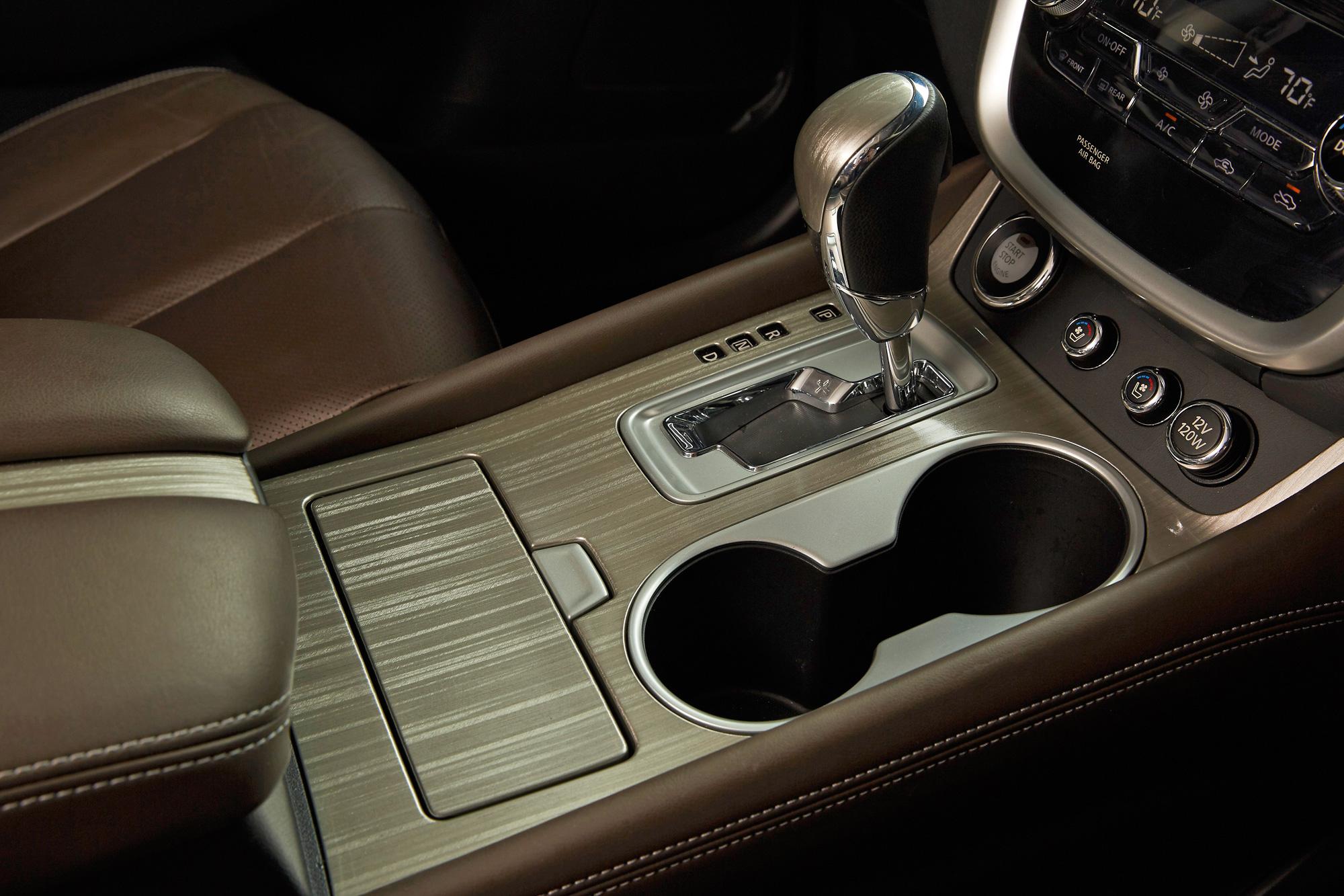 Thumbs 2015 Nissan Murano Interior 5