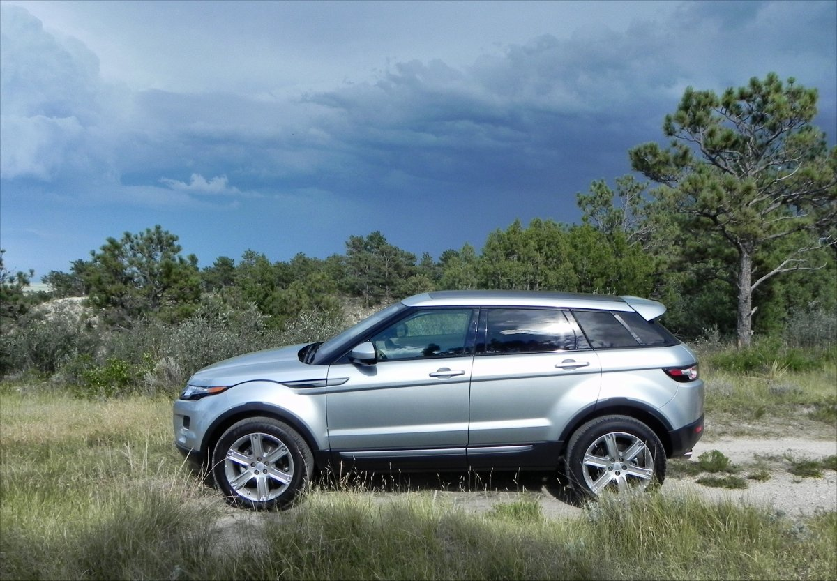 2015 Range Rover Evoque Review