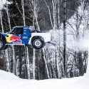 Rick Johnson races the course during practice at Red Bull Frozen Rush at Sunday River in Newry, Maine, USA on 07 January 2015. // Garth Milan/Red Bull Content Pool // P-20150108-00019 // Usage for editorial use only // Please go to www.redbullcontentpool.com for further information. //