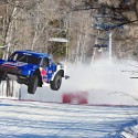 Ricky Johnson races the Frozen Rush course during qualifiers at Sunday River in Newry, ME on January 08, 2015 // Brian Nevins/Red Bull Content Pool // P-20150109-00008 // Usage for editorial use only // Please go to www.redbullcontentpool.com for further information. //