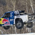 Ricky Johnson races in the finals at Red Bull Frozen Rush at Sunday River in Newry, Maine, USA on 09 January 2015. // Garth Milan/Red Bull Content Pool // P-20150110-00084 // Usage for editorial use only // Please go to www.redbullcontentpool.com for further information. //