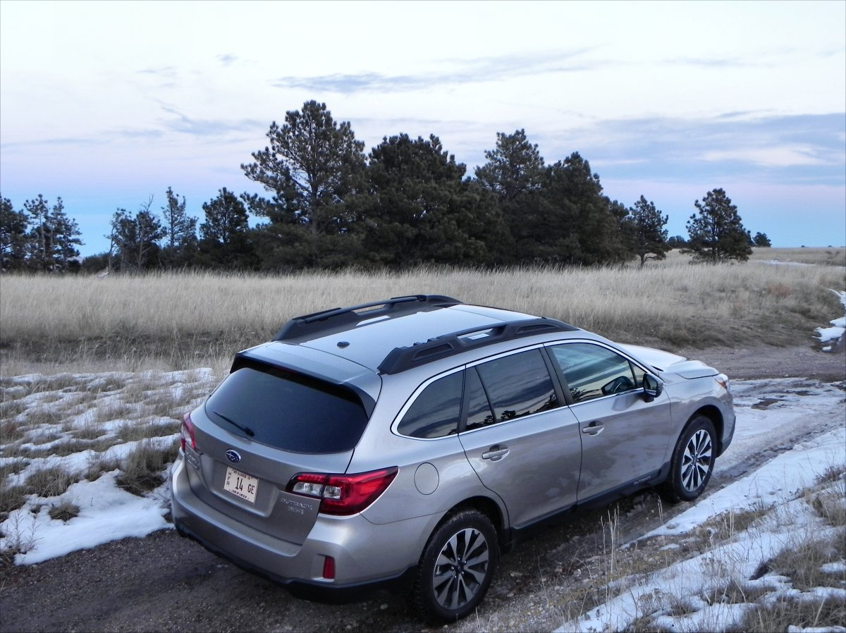 2015 Subaru Outback : Review