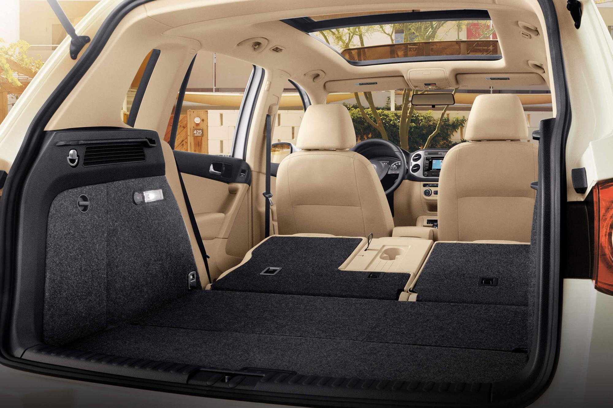 2015 volkswagen tiguan review - Volkswagen tiguan interior ...