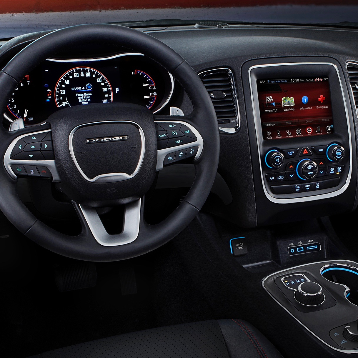2018 Dodge Durango Interior: 2017, 2018, 2019 Ford Price