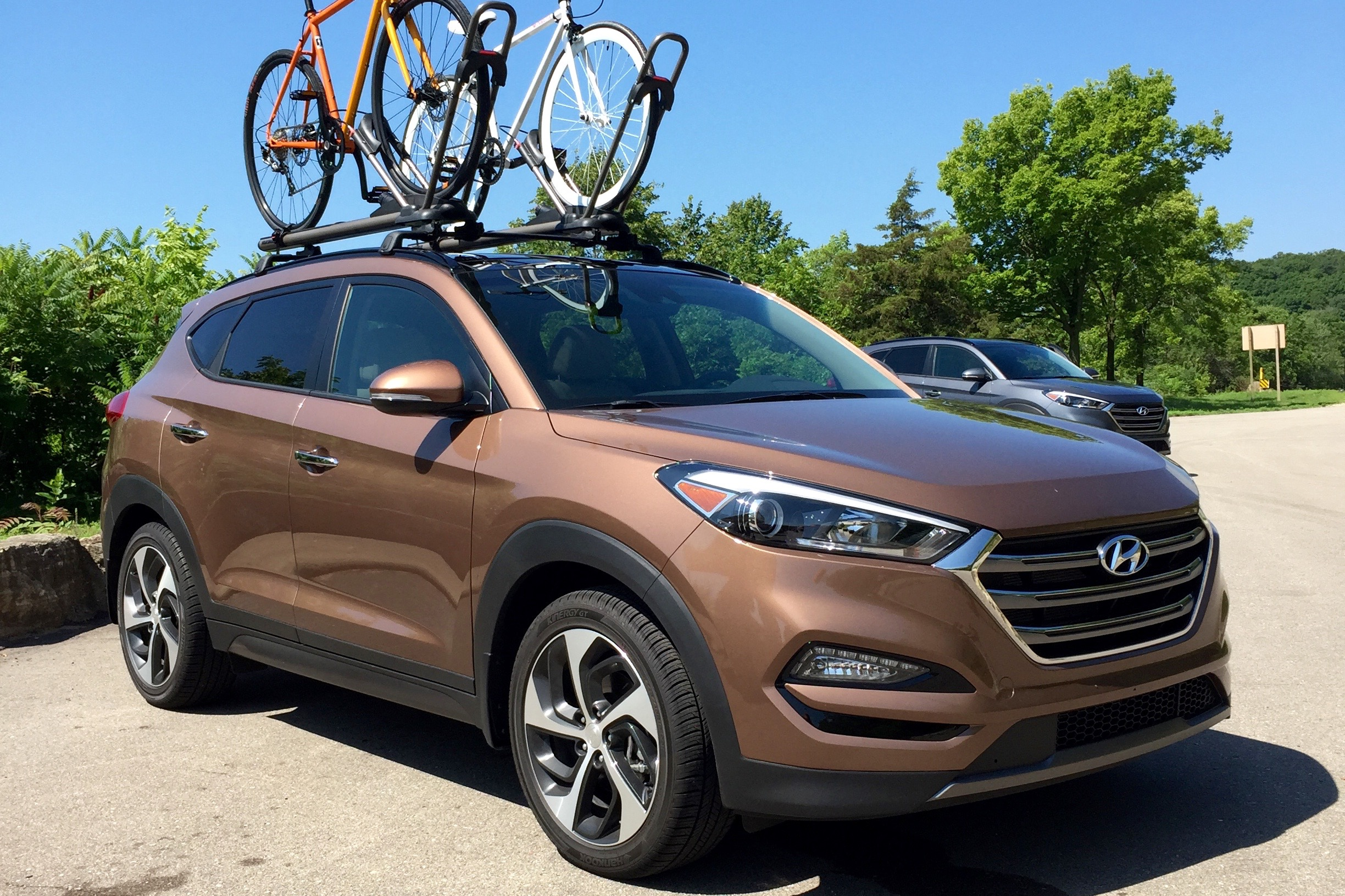 Hyundai Tucson Roof Bars Specialist Car And Vehicle