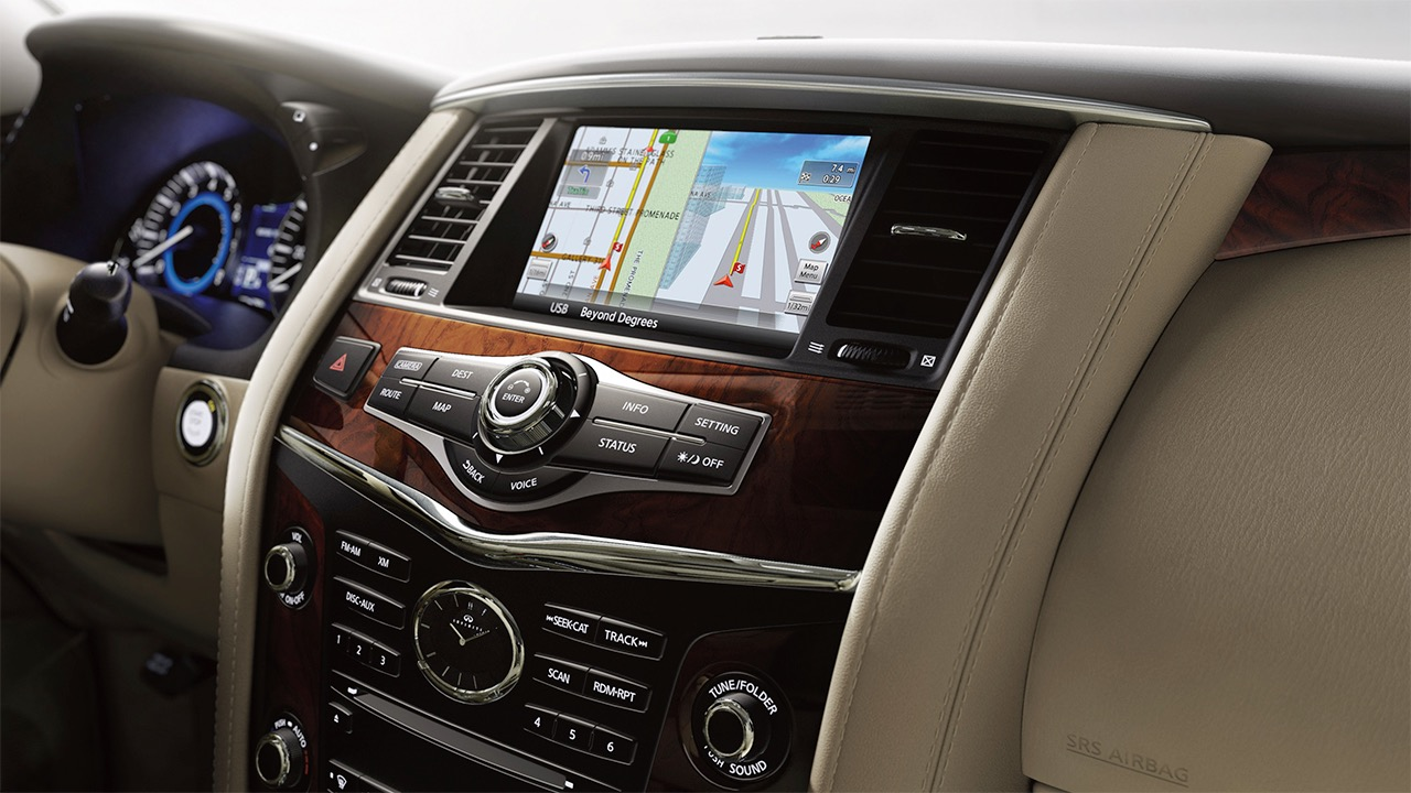 can assembled full the suv system to enjoy bose speakers interior infiniti s sound photo extent you from