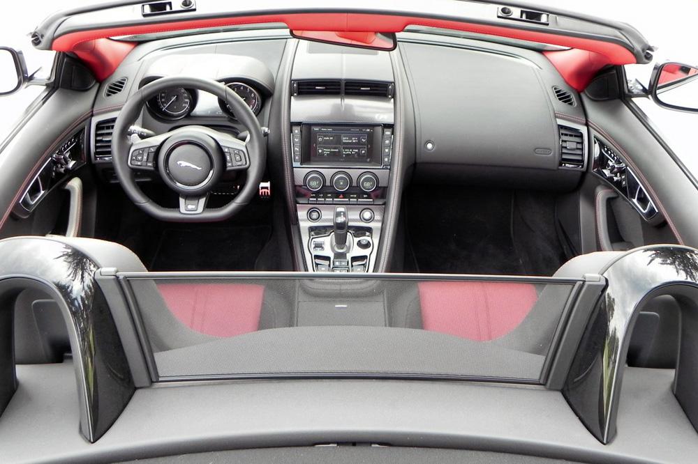 2016 Jaguar F Type R Convertible Review