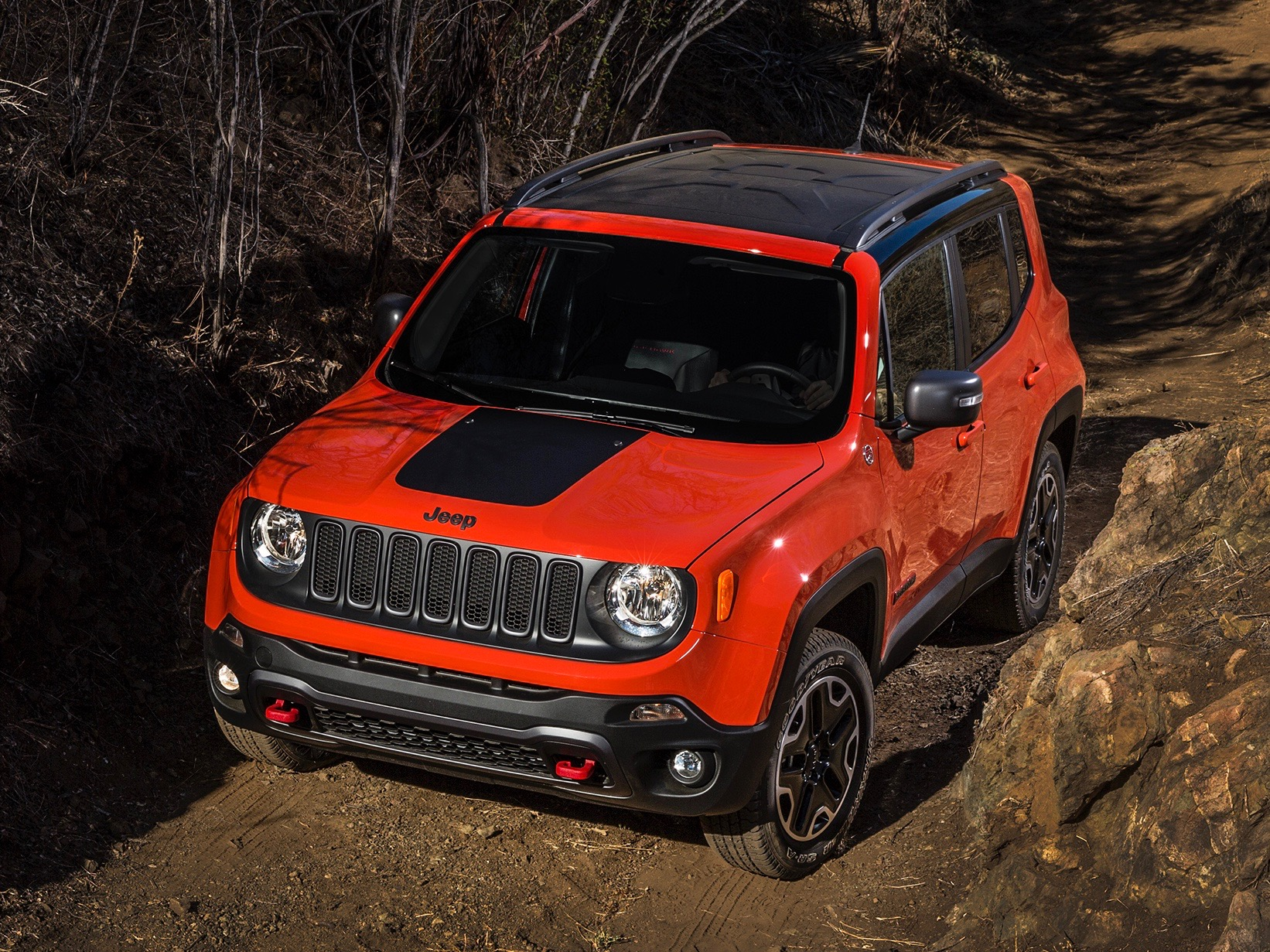 2016 jeep renegade trailhawk review. Black Bedroom Furniture Sets. Home Design Ideas