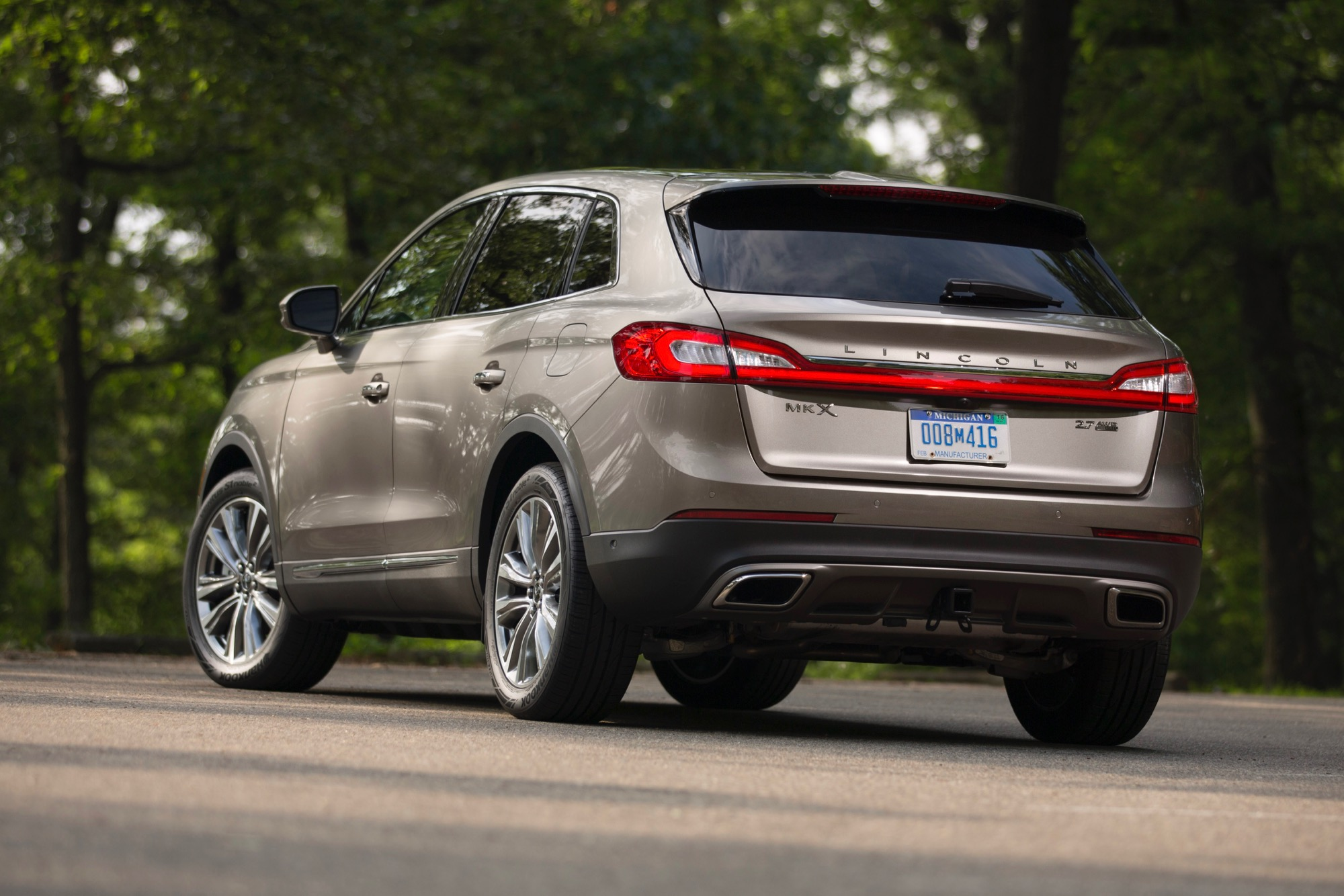 2016 Lincoln MKX : Review