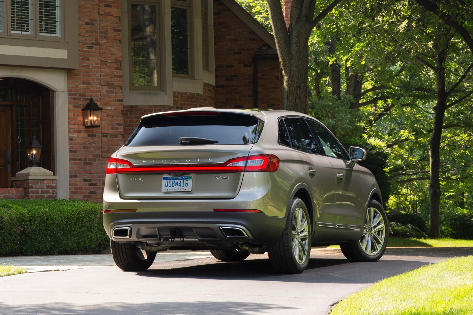 Cool 2016 Lincoln MKX  Review