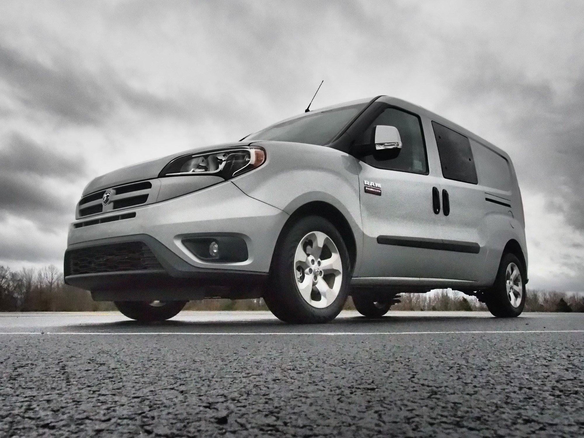 2016 Ram Promaster City Review
