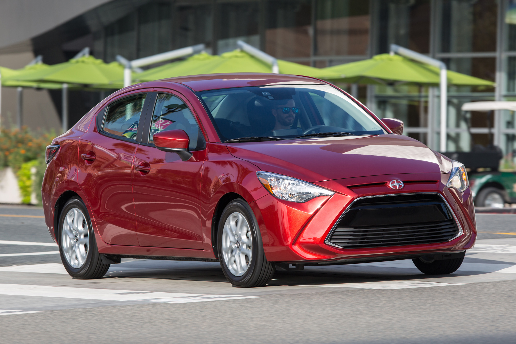 2016 Scion Ia Im Review