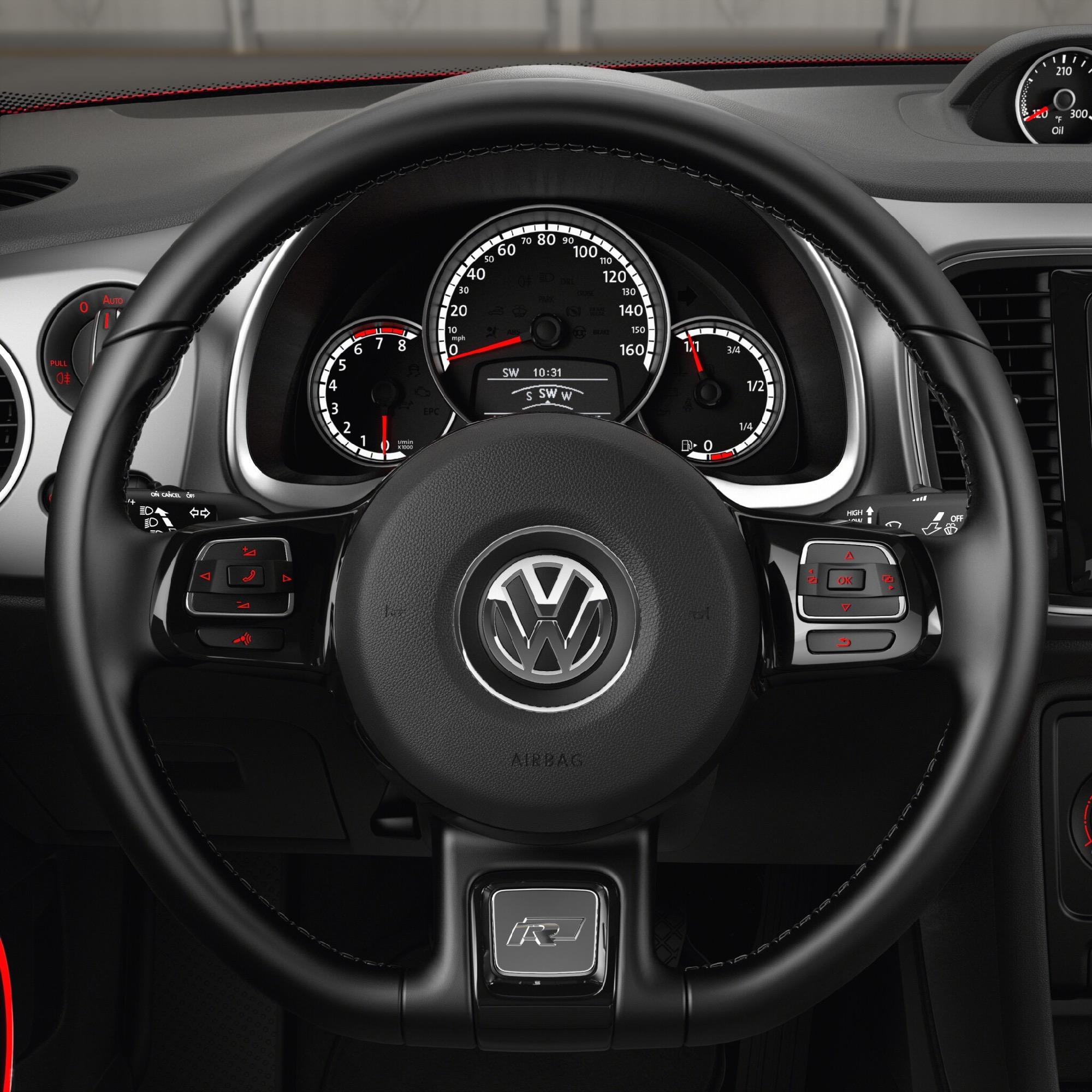 2016 Volkswagen Beetle Review