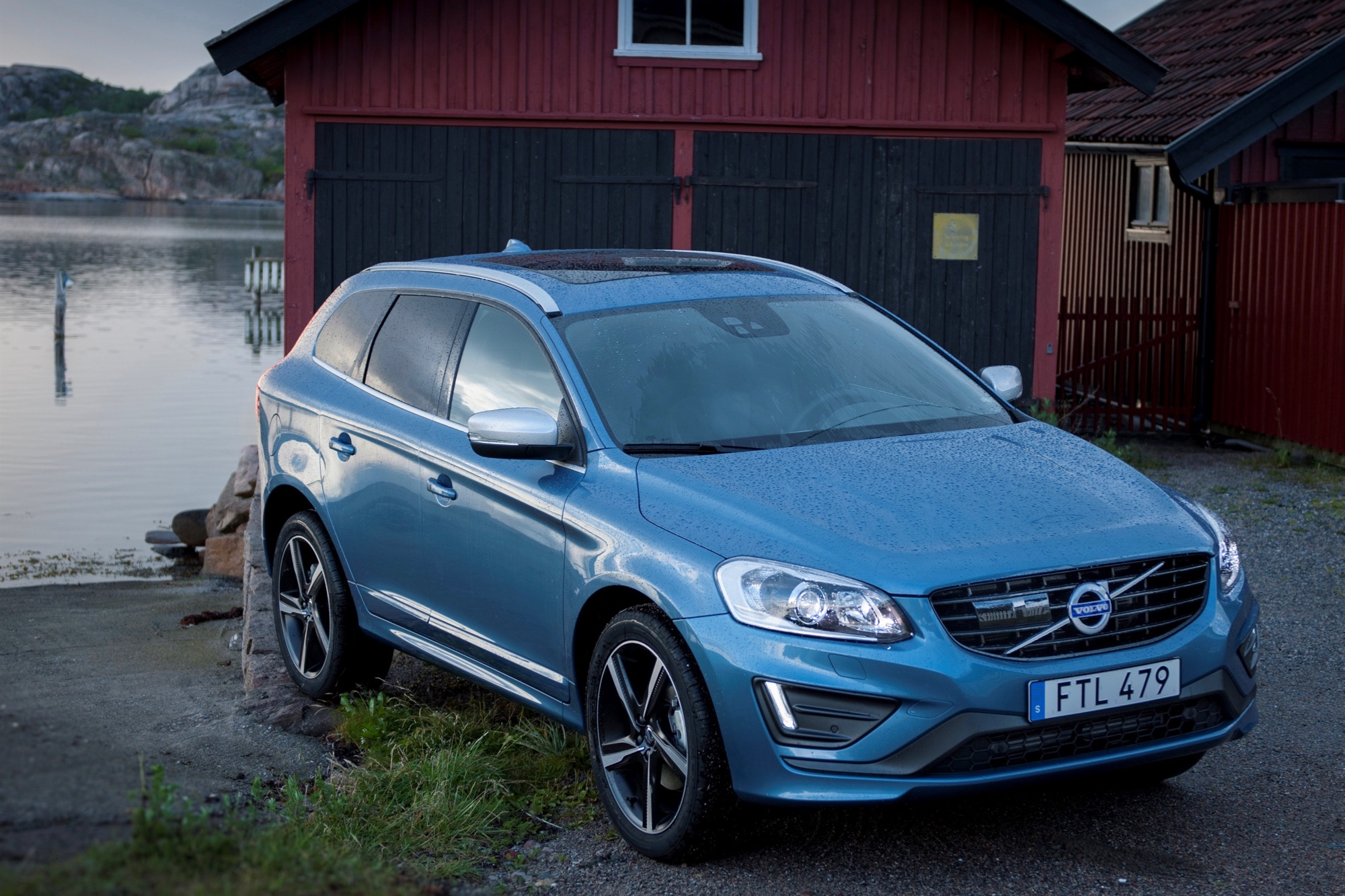 2016 Volvo XC60 : Review