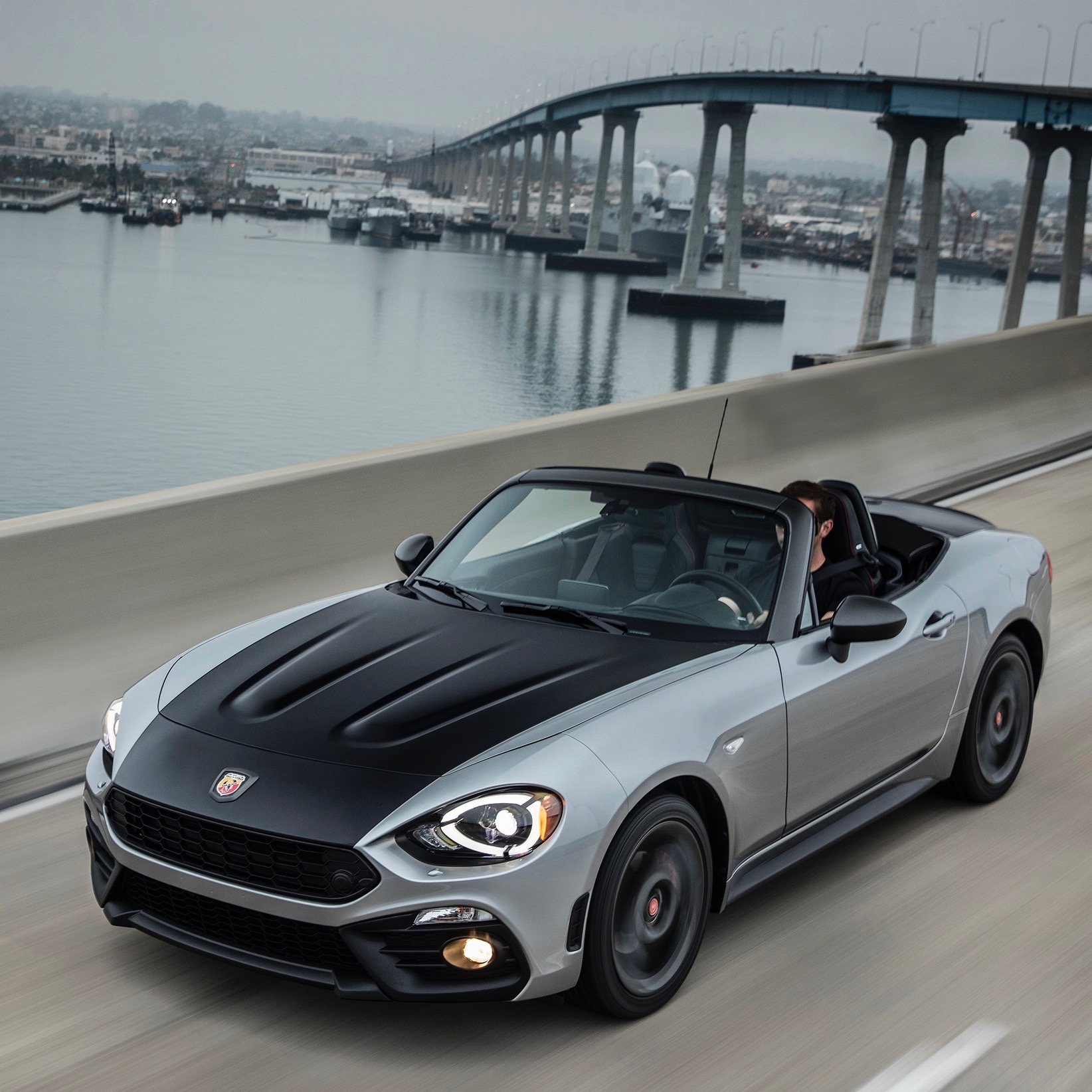 2017 fiat 124 spider review. Black Bedroom Furniture Sets. Home Design Ideas