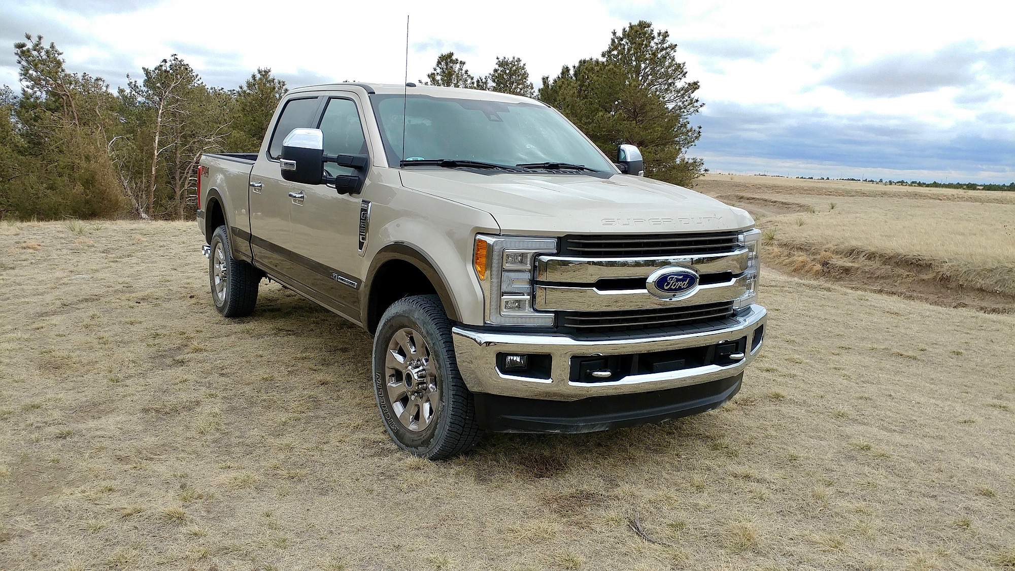 2017 Ford F-250 Super Duty : Review