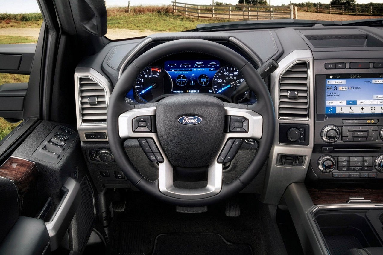 2017 Ford F350 King Ranch For Sale >> 2017 Ford F-250 Super Duty : Review