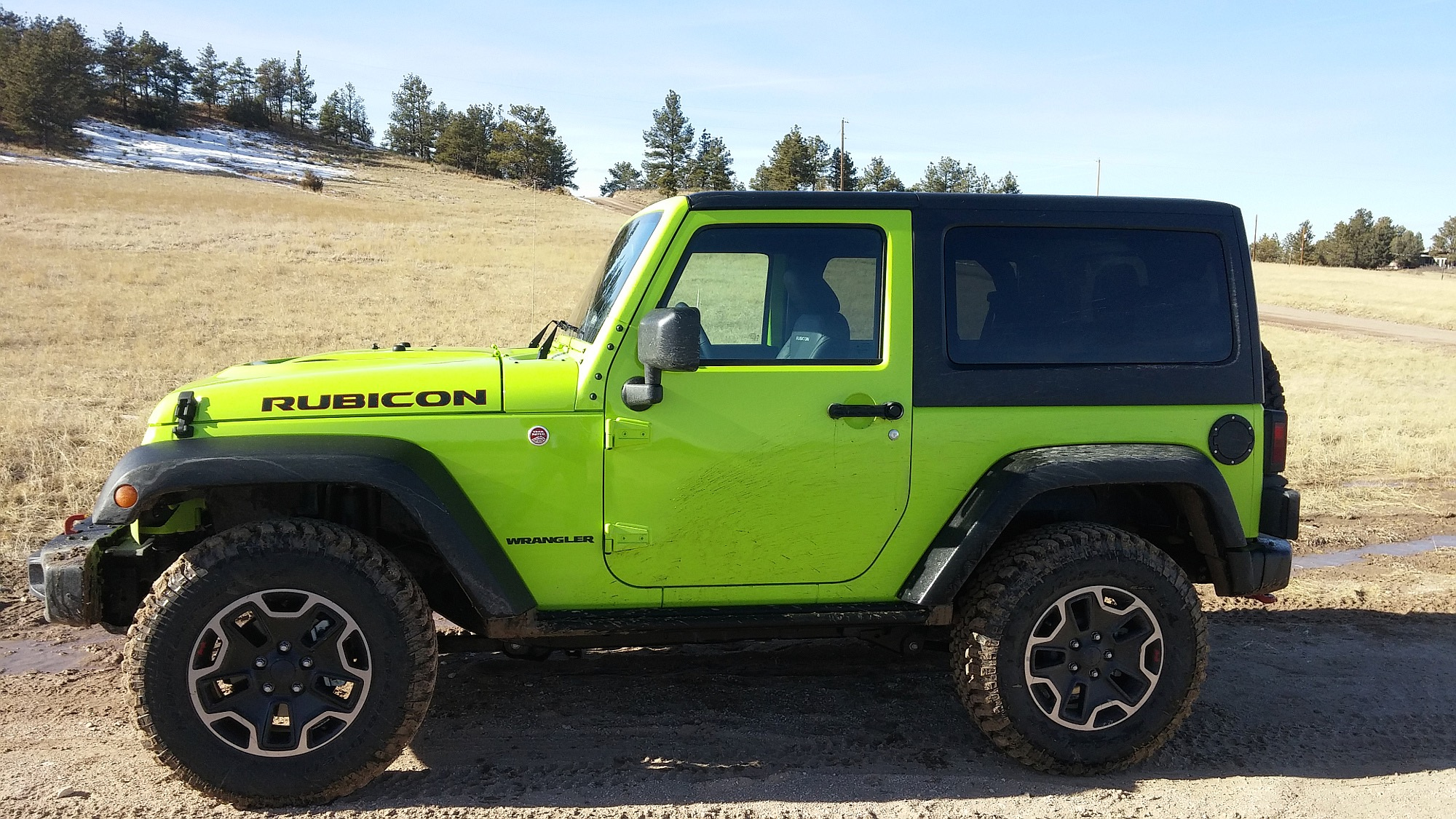 2017 Jeep Wrangler Rubicon : Review