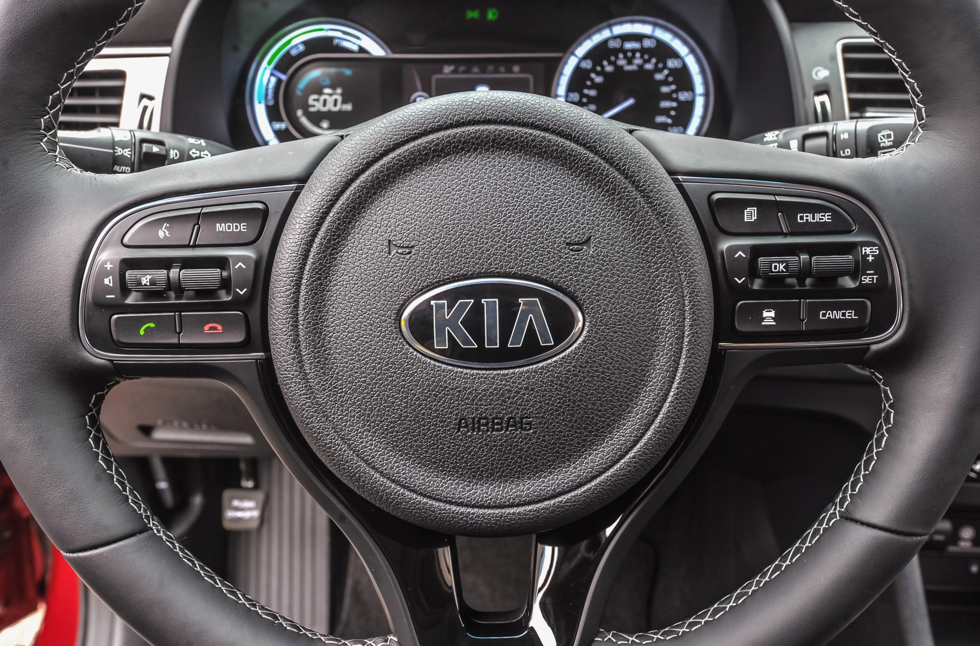 2017 Kia Niro Hybrid : Review
