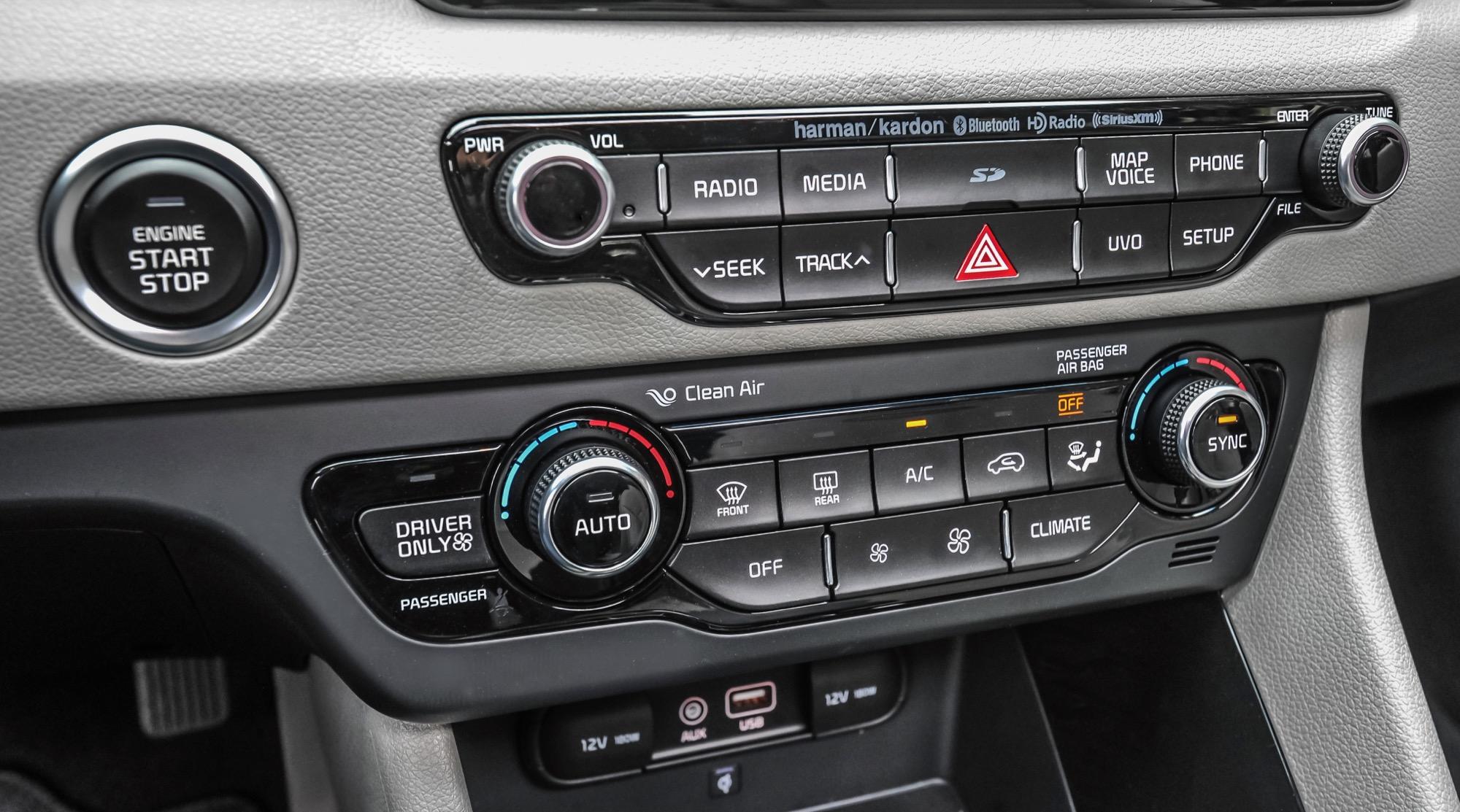 2017 kia niro hybrid review for Interior kia niro