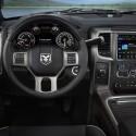 2017 Ram Heavy Duty Laramie Limited interior
