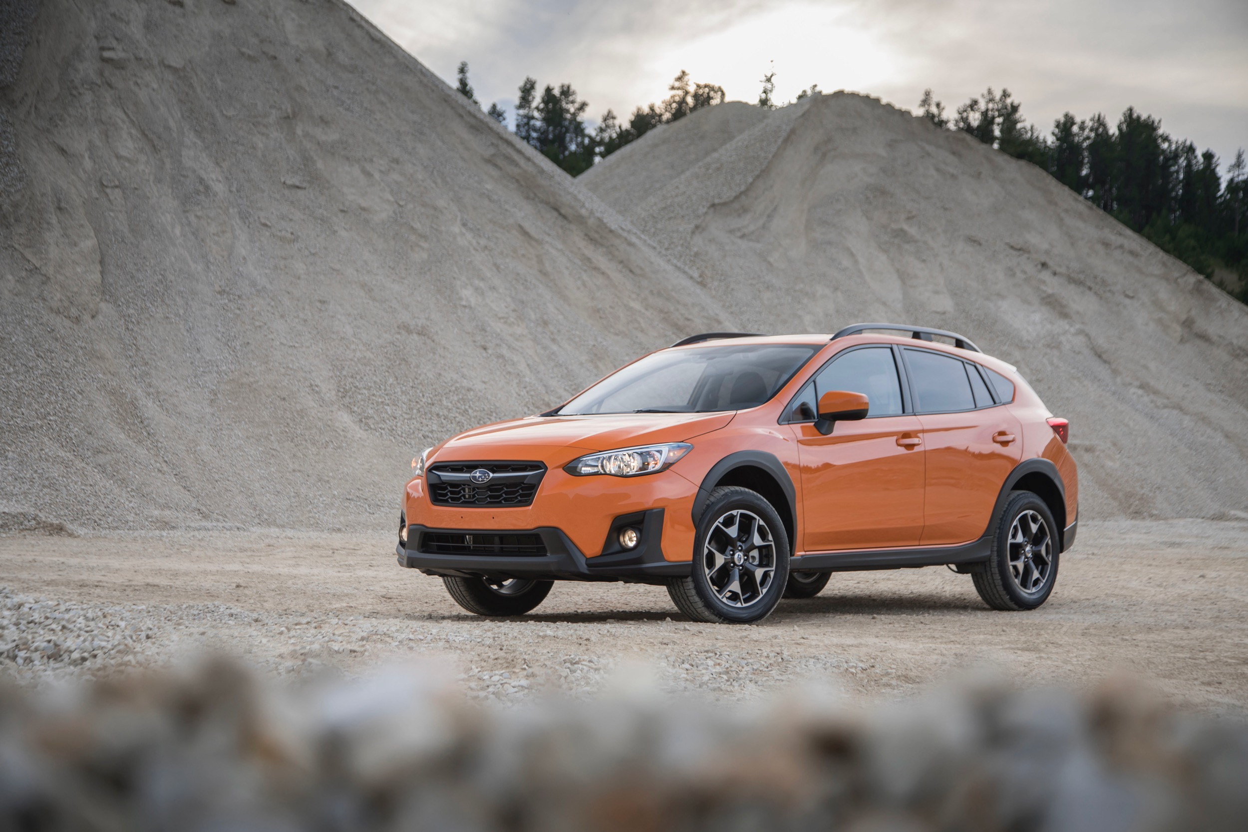 2018 subaru crosstrek review. Black Bedroom Furniture Sets. Home Design Ideas