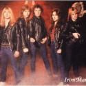 thumbs iron maiden 1980s