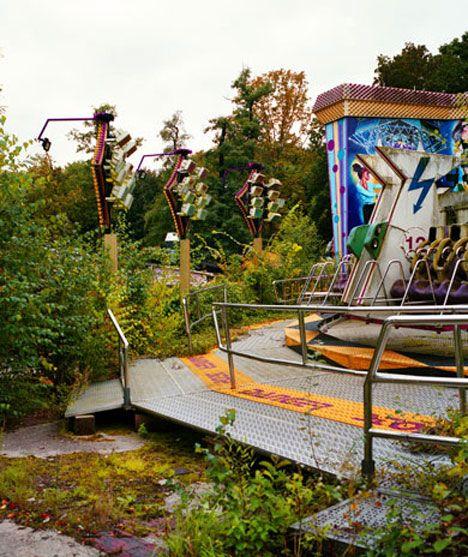 Fun At Abandoned Amusement Parks