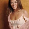 Anna Friel wearing Moschino