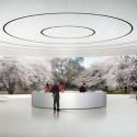 thumbs apple headquarters 11