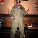 thumbs felix hernandez maverick top gun halloween costume 2012