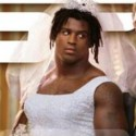 thumbs ricky williams in wedding dress