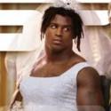 thumbs ricky williams in wedding dress