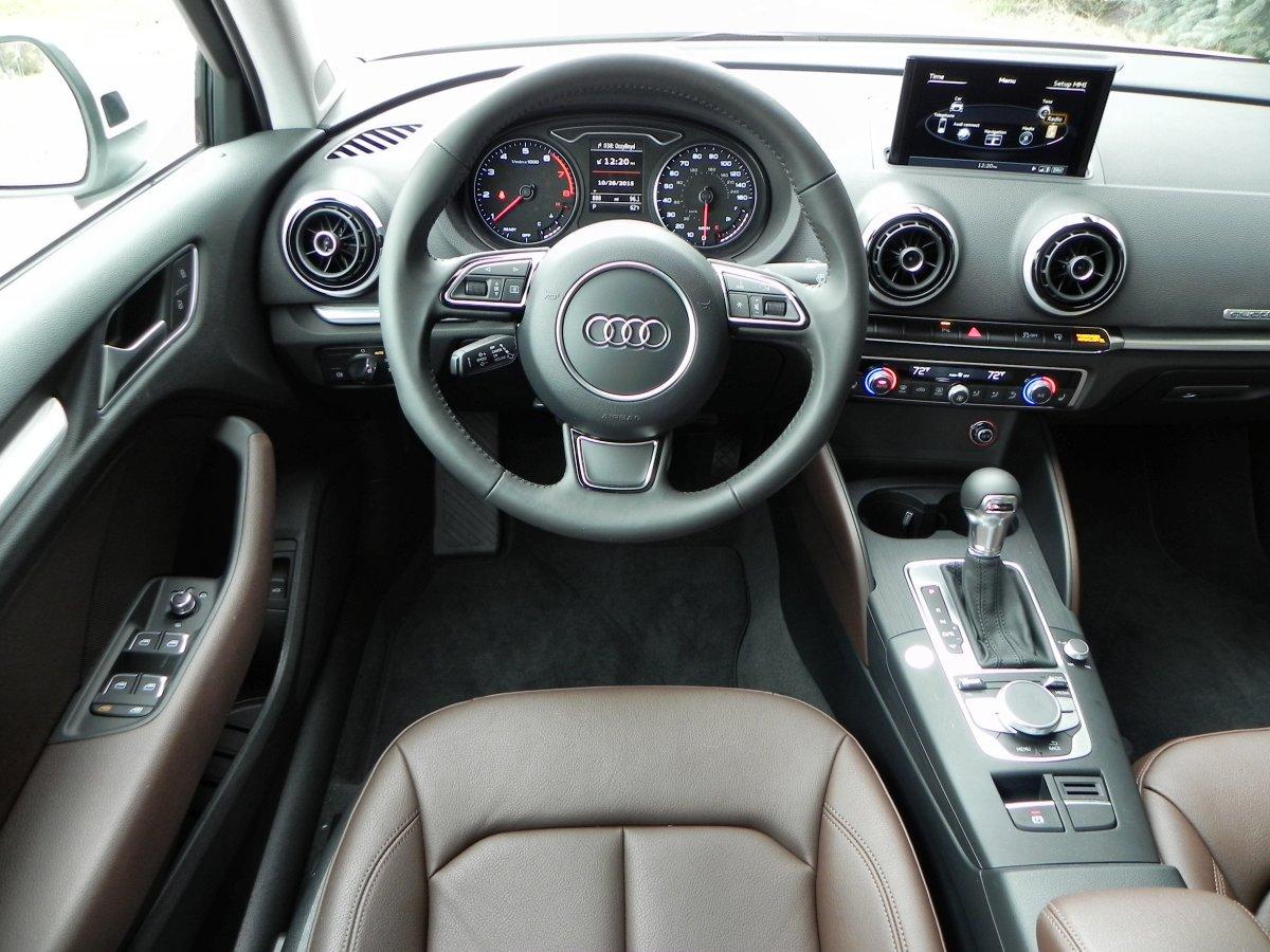 Audi q3 2017 review canada