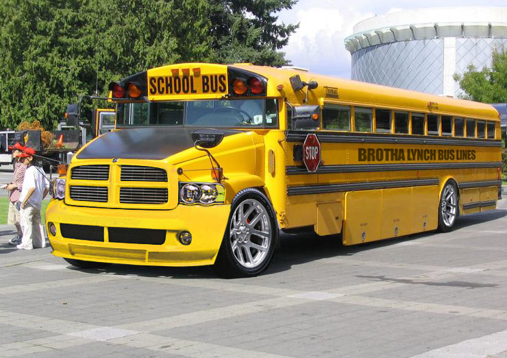 Pimp My School Bus