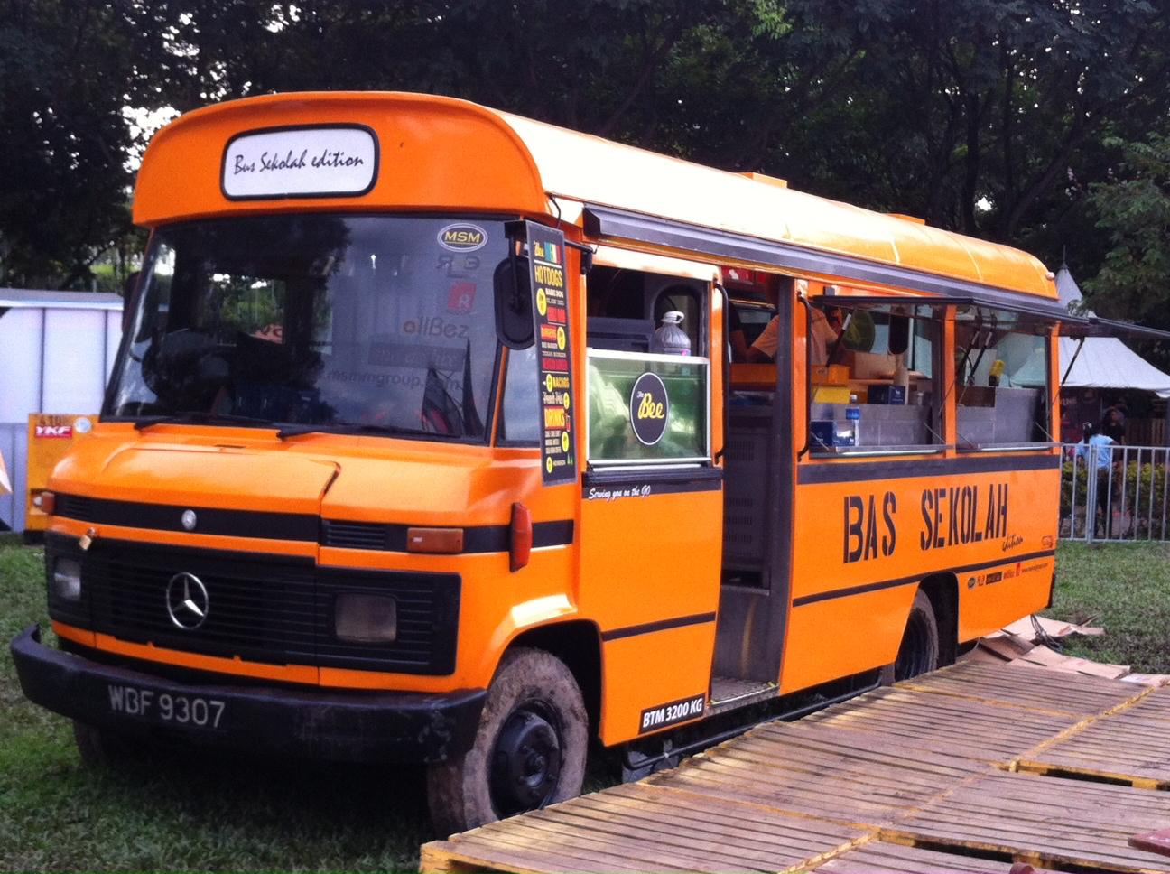 School Bus Pimped