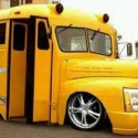 thumbs school bus pimped 43